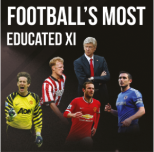 Footballers infographic