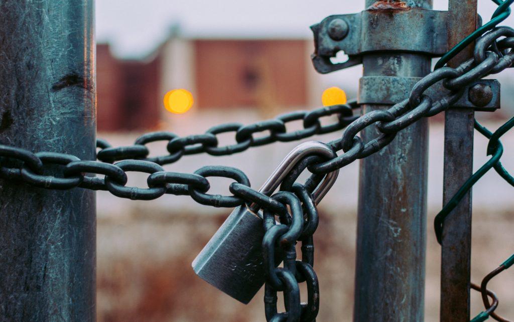 GPDR lock