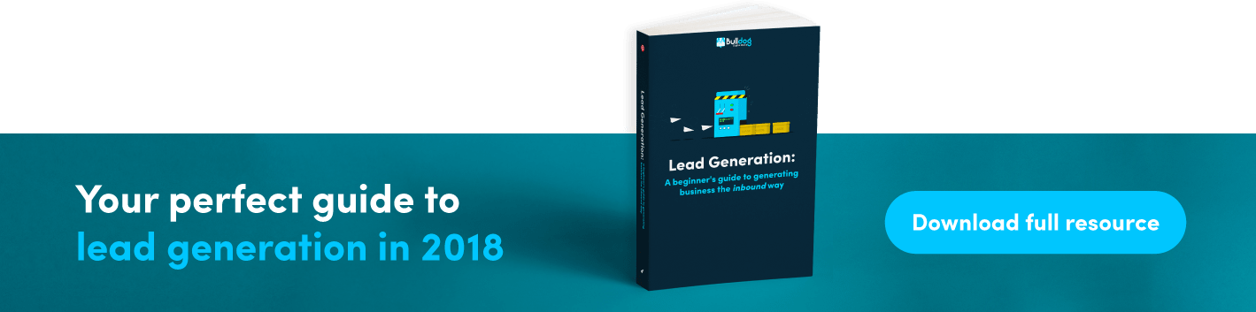 lead generation whitepaper guide