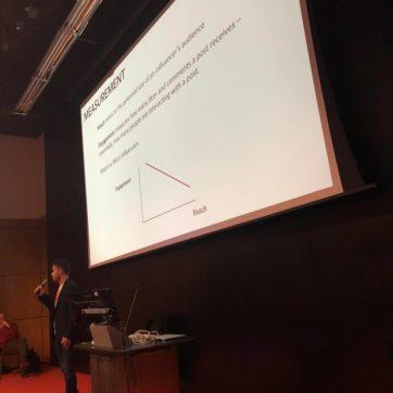 Influencer marketing seminar: key takeaways