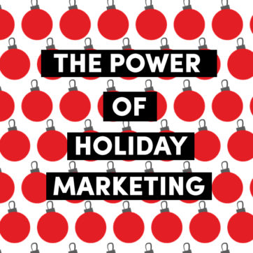 The power of holiday marketing told through statistics