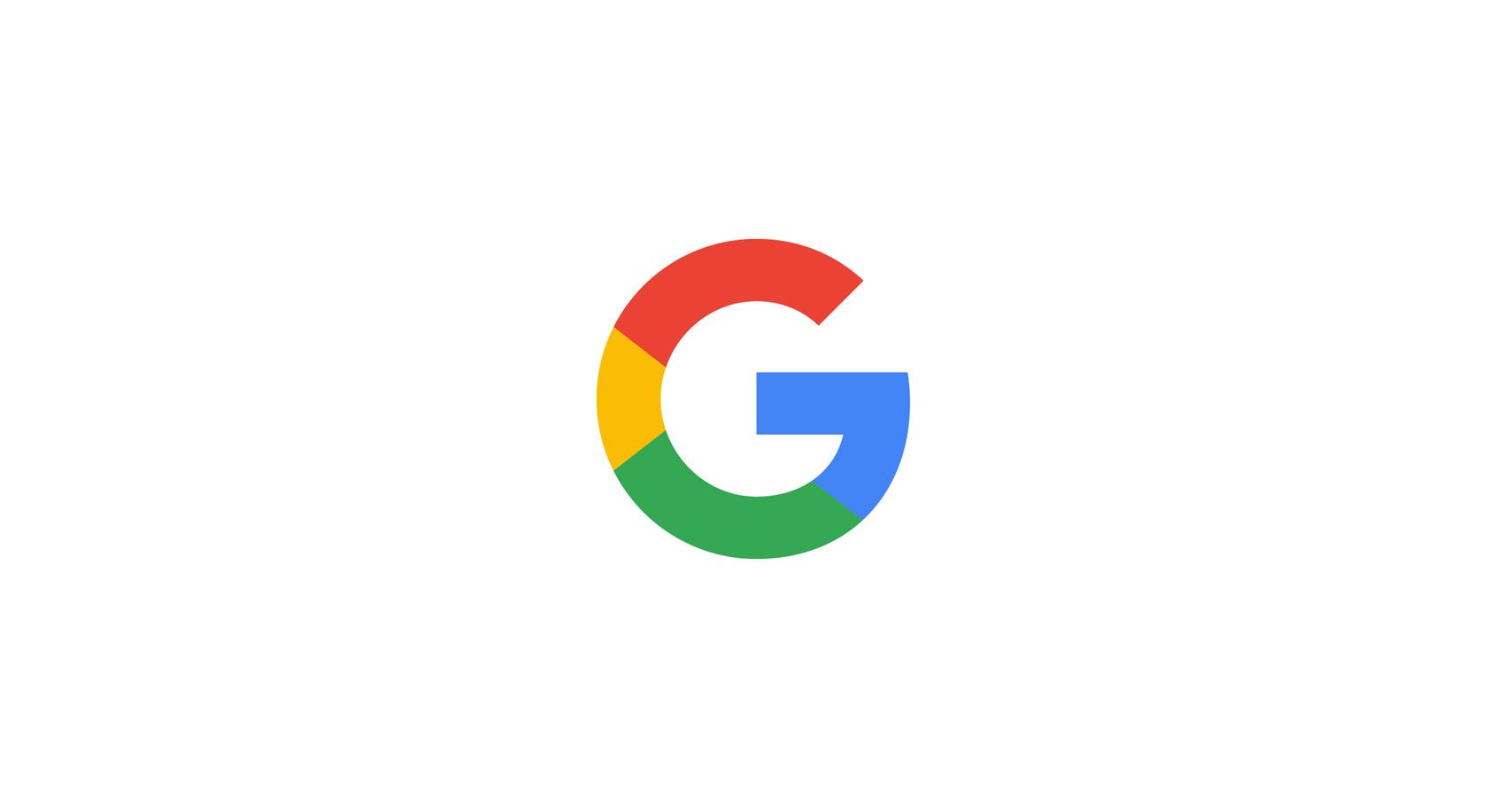 Googles one letter logo