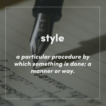 Why writing styles are so important in content marketing