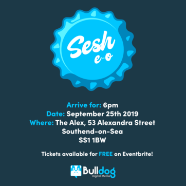 We're hosting a brand new SEO event: Sesh-E-O!