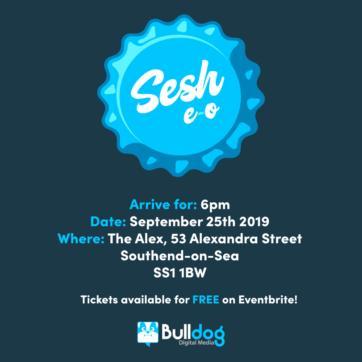 We're hosting a brand new SEO event: Sesh-E-O!