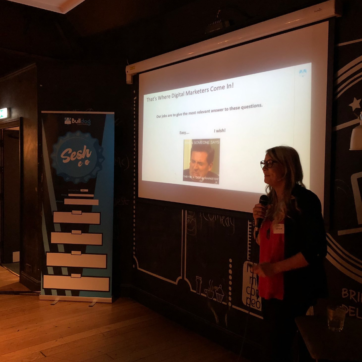 How PPC & SEO go hand in hand – Sarah Brice talks at SeshEO