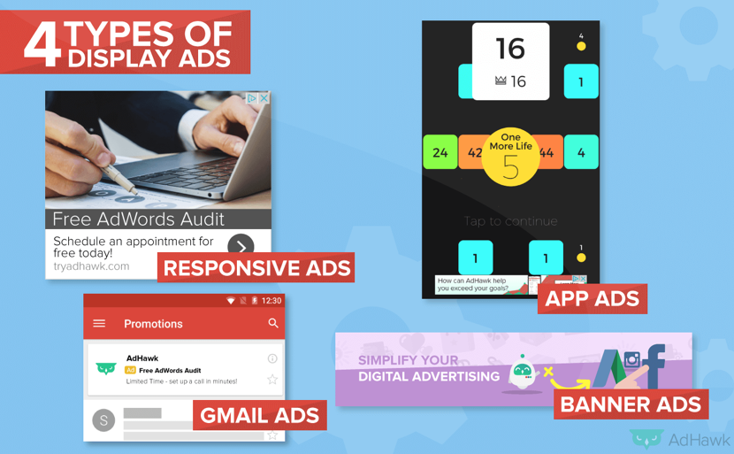 examples of display ads