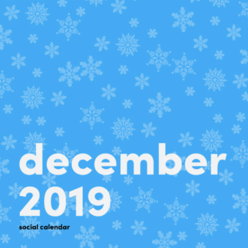Social media holidays in December 2019