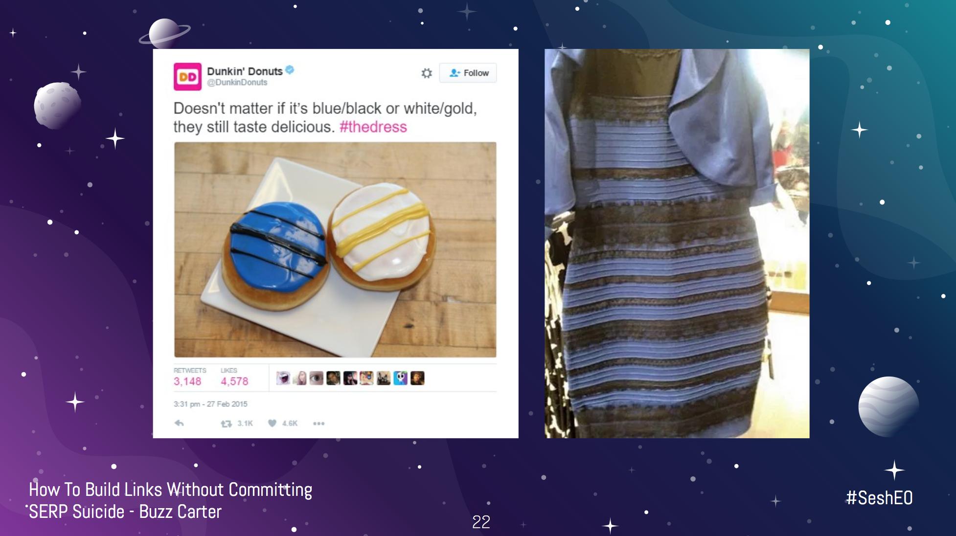 Dunkin Donuts newsjacking example